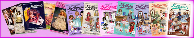 Dollspart Supply Catalog